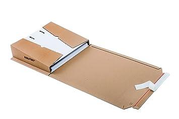 Papyrus carpeta del paquete para todos los archivadores DIN A4 con una altura de espalda de 35 - 80 mm: Amazon.es: Oficina y papelería
