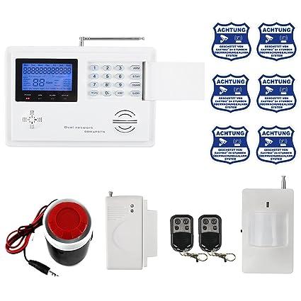 Nueva GSM/PSTN Juego de alarma sistema de alarma ...