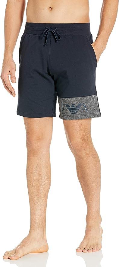 Emporio Armani 安普里奥·阿玛尼 莫代尔 男式休闲短裤 XL码2.6折$22.75 海淘转运到手¥177
