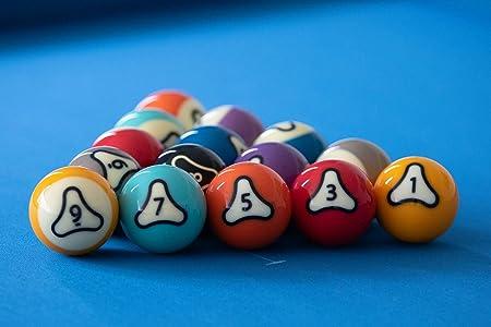 Belgian Billiards Pool Balls Dynasphere Tungsten 2-1//4 in