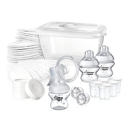 Tommee Tippee Closer to Nature - Kit lactancia: Amazon.es: Bebé