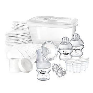 Tommee Tippee Manual Breast Pump Feeding Kit Amazon Baby
