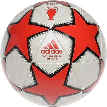 adidas UEFA Champions League 19 Balón de Fútbol, Hombre (5, Blanco ...
