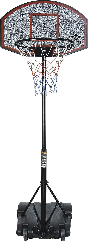 Cesta de baloncesto está ndar 140 A 215 cm) Engelhart