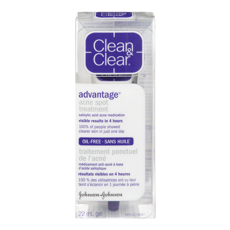 Clean & Clear Advantage Acne Spot Treatment, 22ml