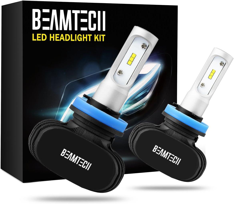 Beamtech H11 LED Headlight Bulb}