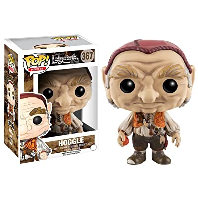 Funko POP Movies: Labyrinth - Hoggle Action Figure: Funko Pop! Movies: Toys & Games