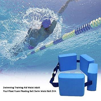 Cinturón flotante de espuma para natación para adultos y niños, tabla de ayuda de entrenamiento