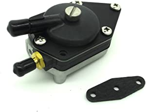 ConPus Fuel Pump for Johnson and Evinrude 25-55 Hp outboards Replace OMC Part Number 438556 388268 385781 394543 382354 395713 398338 432451 398387 433387 Sierra 18-7352 Fuel Pump
