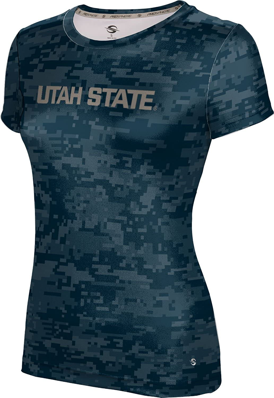 ProSphere Utah State University Girls Performance T-Shirt Digi Camo