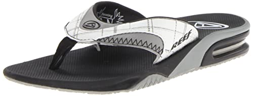 59eb9fc1feed Reef Men s Fanning Prints Speed Logo Flip Flop