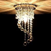 Hawee - Moderna lámpara de techo de cristal