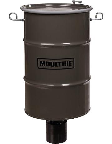 Moultrie Pro Hunter Hanging Deer Feeder | 30 Gallon | Pro Hunter Feeder Kit  |