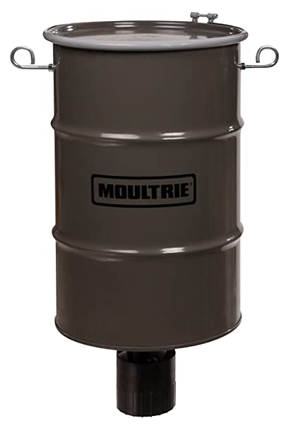 Moultrie Pro Hunter Hanging Deer Feeder | 30-Gallon | Pro Hunter Feeder Kit  | 200 lb  Capacity