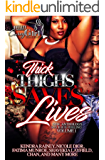 Thick Thighs Save Lives: A BBW Romance Anthology