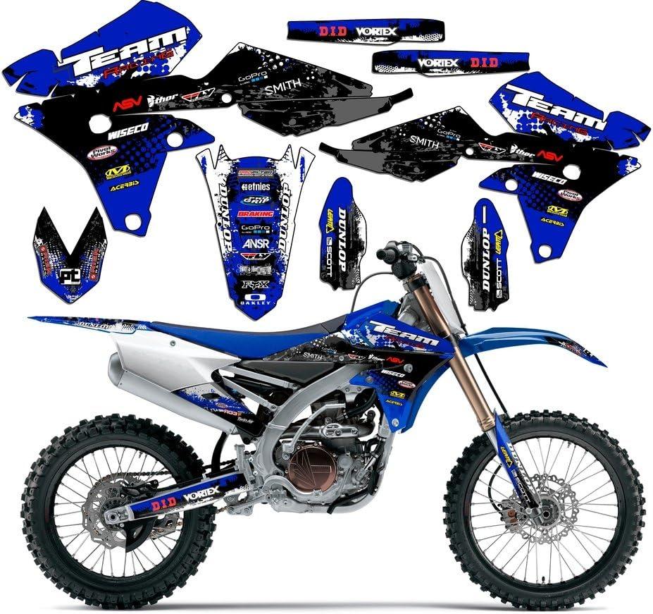 ANALOG Complete Kit Team Racing Graphics kit for 2000-2008 Yamaha TTR 90