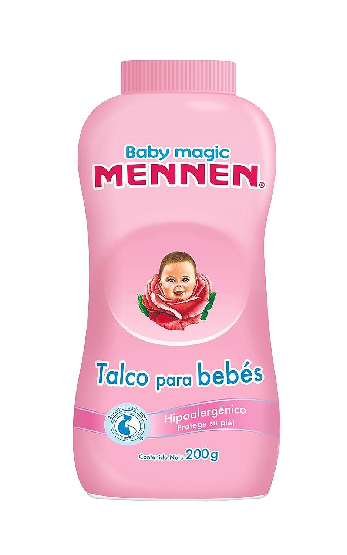 Amazon.com: Mennen Baby Magic Powder 7.05oz/Talco para bebe ...