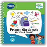 VTech - Libro primer día de cole, plataforma MagiBook (80-481222)