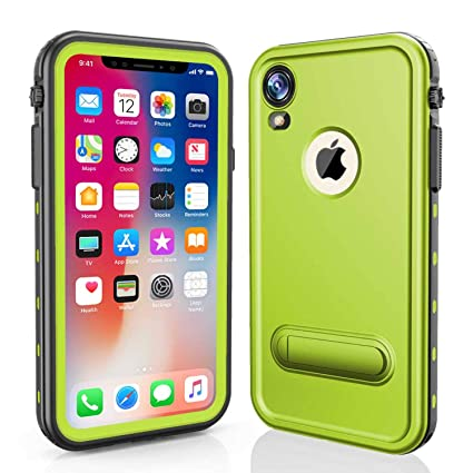 360 Protection For IPhone XS Xr Case Waterproof Cover For IPhone X
