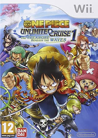 One Piece: Unlimited Cruise 1: Amazon.es: Videojuegos