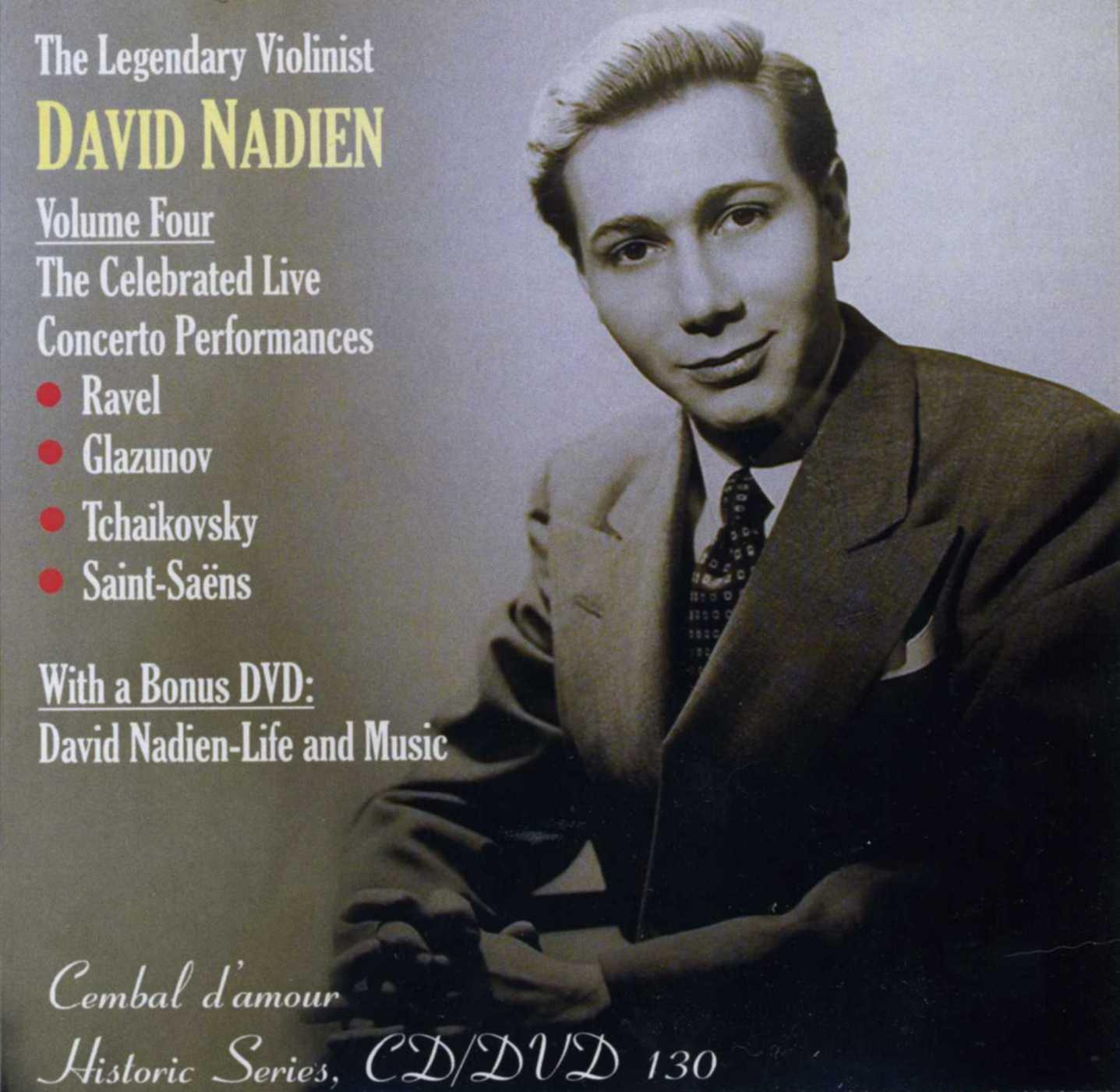 The Celebrated Live Concerto Performances