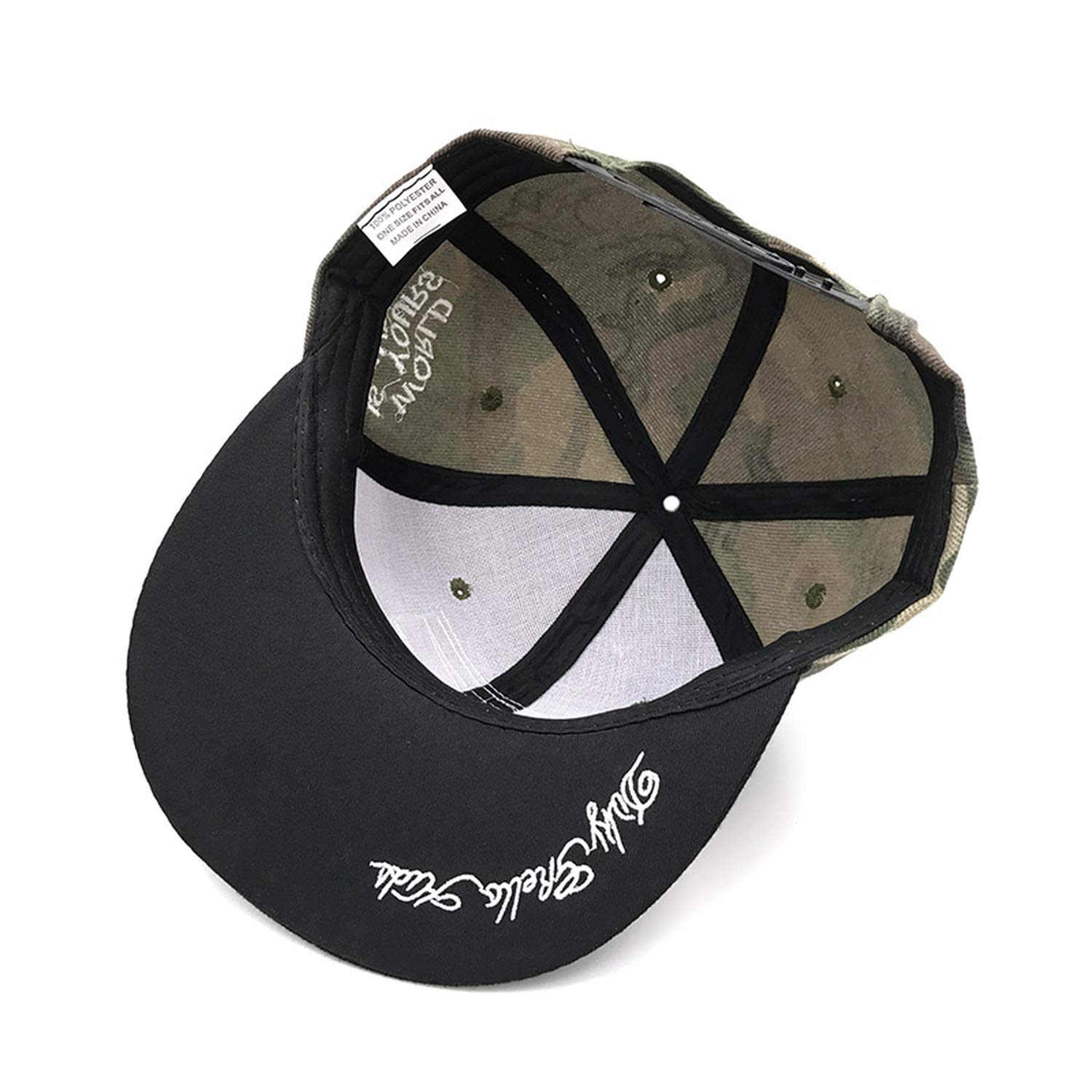 Eric Carl Snapback Caps Flat Hip Hop Baseball Cap Casquette Gorras Hat Adult Camouflage Adjustable Planas Hats at Amazon Womens Clothing store: