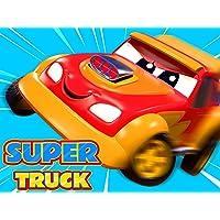 Super Truck - Carl the Transformer