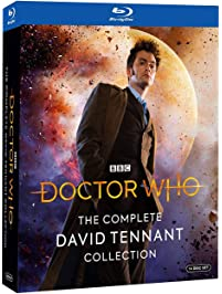 Doctor Who: Complete David Tennant Collection (Blu-ray)