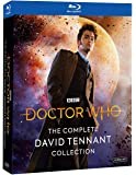 Doctor Who: The Complete David Tennant Collection (BD) [Blu-ray]