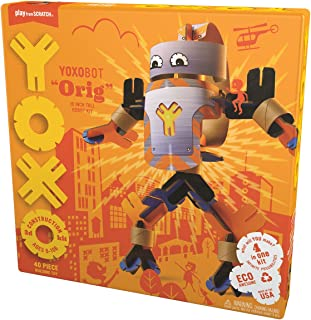 product image for YOXO Orig Robot Creative Building Toy