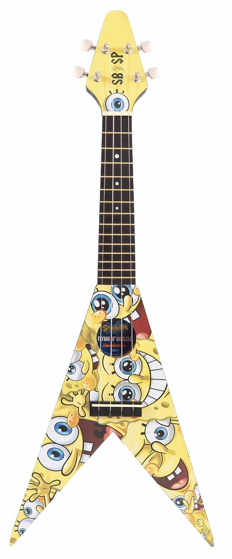Disfraz de caza V ukelele de Bob Esponja y Patricio: Amazon.es: Instrumentos musicales