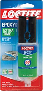 Loctite 1405603 0.85 Oz Extra Time Epoxy ( Pack of 12)