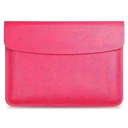 comfysail 11 – 15 pulgada resistente al agua sintética funda blanda para portátil portátil Tablet maletín