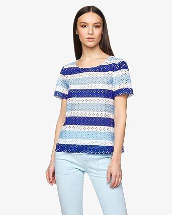 United Colors of Benetton Blusa Camisa para Mujer: Amazon.es: Ropa y accesorios