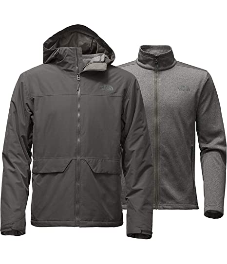 47e4a72dad4f The North Face Men s Canyonlands Triclimate Jacket Asphalt Grey Size Medium