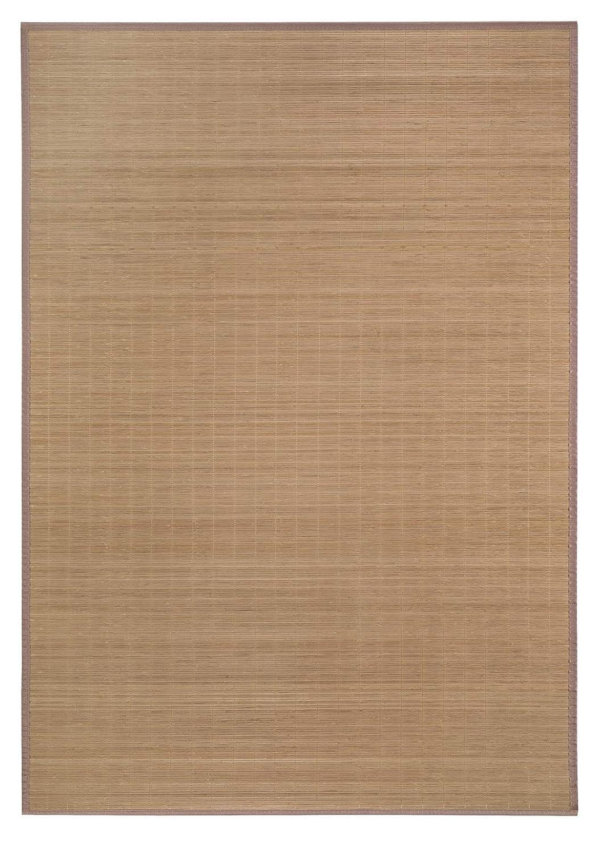 Alfombra de bambú Natural