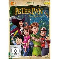 Peter Pan - Neue Abenteuer Staffel 2 (18 Folgen) [2 DVDs]