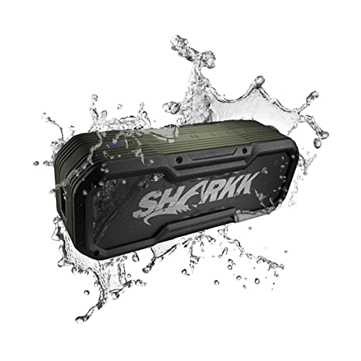 Review SHARKK Commando+ Bluetooth Speaker