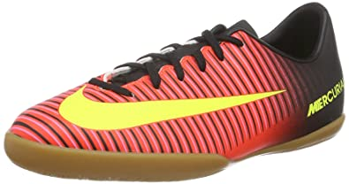 b37718ef74 Amazon.com | Nike Jr. Mercurial Vapor XI IC Indoor Soccer Shoe ...