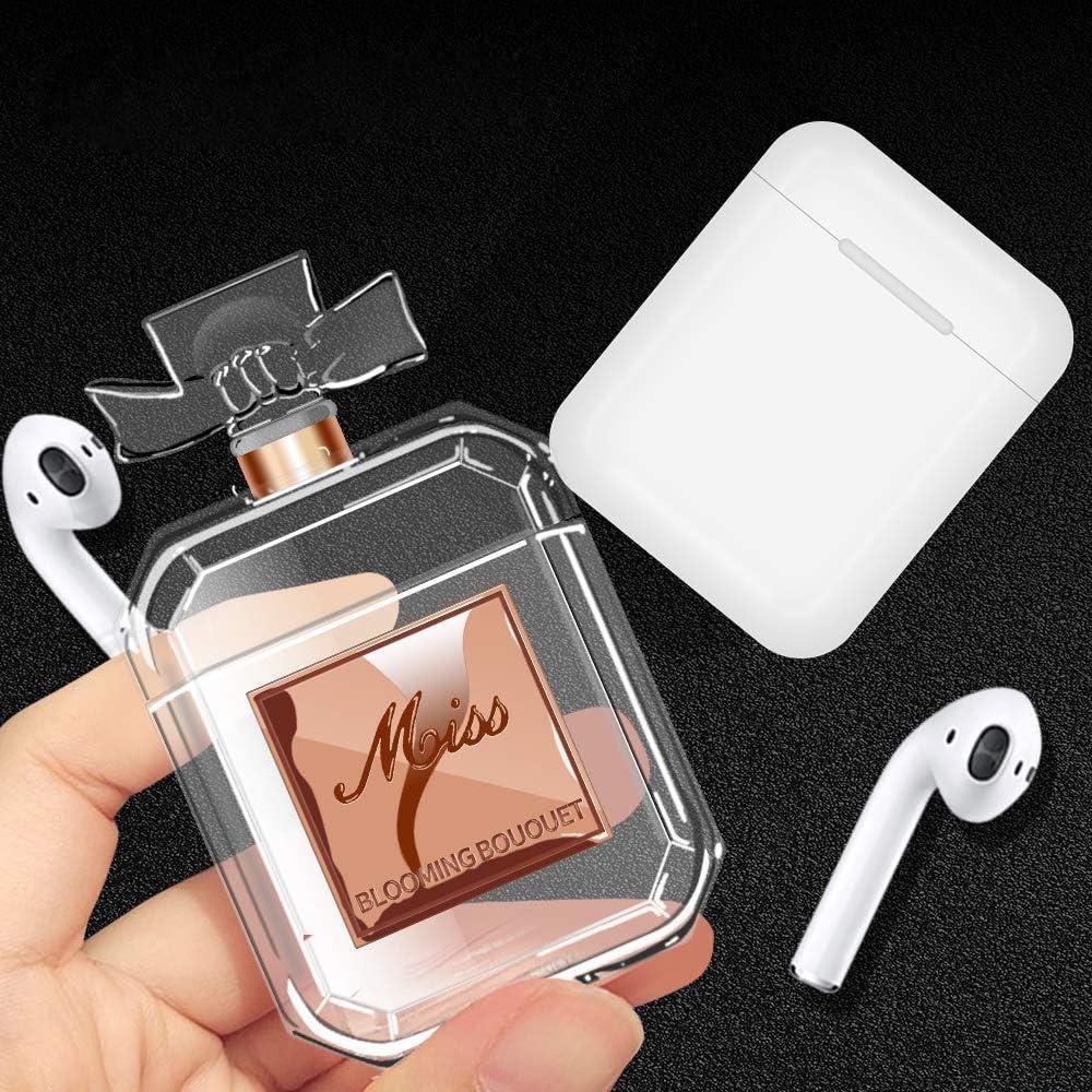 Amazon Com Fundisinn 2019 New Airpods Perfume Bottle Case