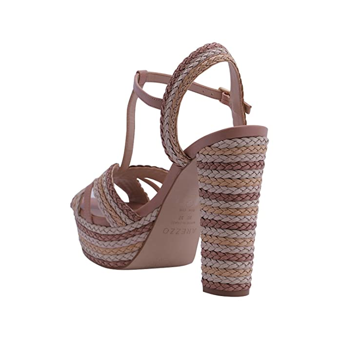 Arezzo - Sandalias de Vestir para Mujer: Amazon.es: Zapatos y complementos