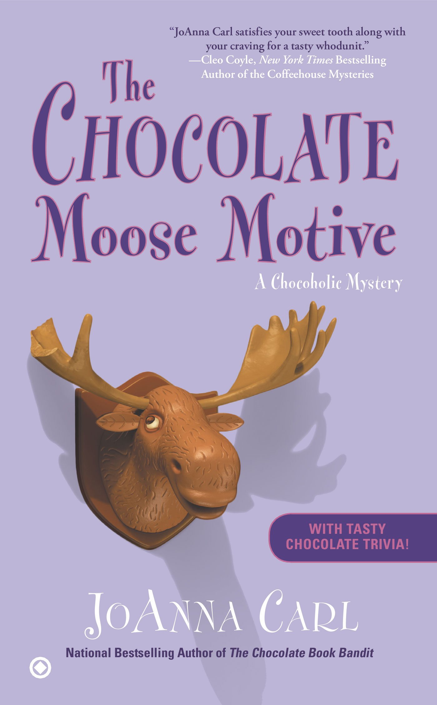 The Chocolate Moose Motive: A Chocoholic Mystery: JoAnna Carl ...
