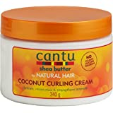 Cantu Kokosnuss Locken Creme, 340 g