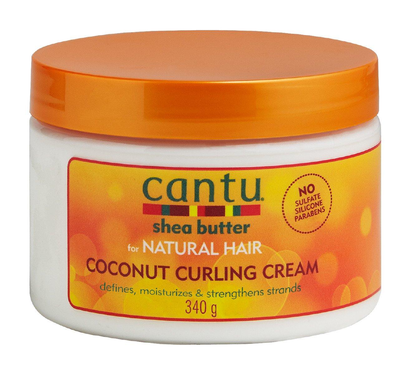 Cantu Coconut Curling Cream, 12 Ounce Dr. Teals MD-FX51-5XNN