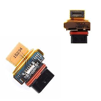 Repuesto Conector de carga para Sony Xperia Z5 Compact ...