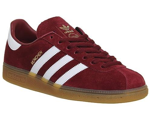 adidas München, Zapatillas para Hombre: adidas Originals: Amazon.es: Zapatos y complementos
