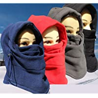 oenkeise Outdoor Thermal Balaclava Face Mask Windproof Winter Sports Cycling Skiing Face Mask Cap Neck Warmer
