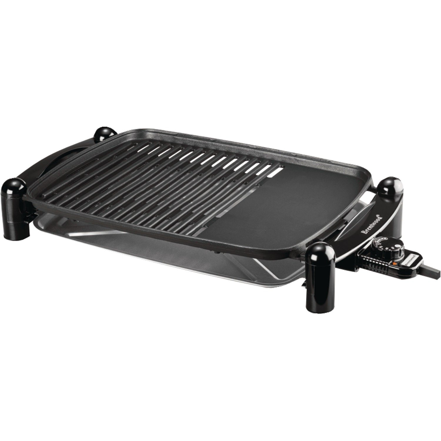 Brentwood TS-640 Indoor Electric BBQ Grill by Brentwood   B005NE1D5E