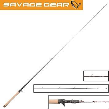 Savage Gear Custom Vertical MH 187 cm 40 g – vertikalrute para ...