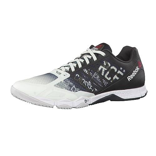 Reebok CrossFit Speed tr Entrenamiento para Hombre, hombre, COAL/OPAL/STEEL, 45,5: Amazon.es: Deportes y aire libre